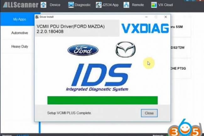 Ford IDS 107.01